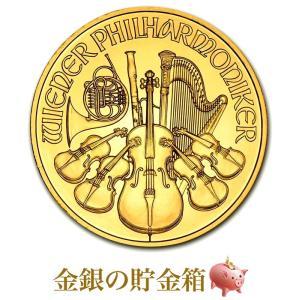 純金 コイン 24金 ウィーン金貨1/4オンス (ランダム・イヤー)|spacein