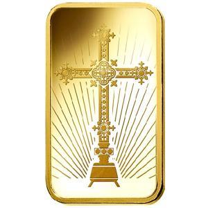 スイス パンプ ゴールドバー 5g 十字架 (ブリスタ−) 金貨 ゴールドコイン 1g  99.99 純金 24k 24金 コイン|spacein