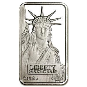 スイスクレジット プラチナバー 5g 女神 『金銀の貯金箱』保証書付き|spacein