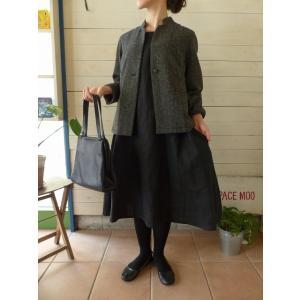 evam eva(エヴァムエヴァ) wool jacket(E173T081) spacemoo
