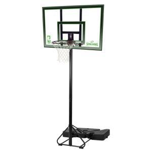 【キャンペーン対象】バスケットゴール ポリカーボネイト ポータブル 42インチ NBAロゴ入り 62...
