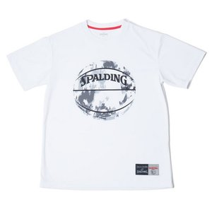 バスケット ウェア 半袖 Tシャツ マーブルボール SMT180160 バスケ 練習着 メンズ レデ...