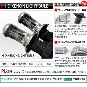 ◆HID交換用バルブ 8000K◆55W  TC PHILIPS H4 Hi/Lo スライド◆|spark-inc|02