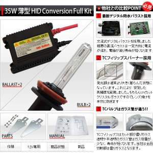 ◆LED T10 プレゼント◆ALTEZZA◆アルテッツァ◆H13.5〜GXE10.SXE10◆フォグ◆HB4◆35W 黒型 HIDキット◆|spark-inc|02