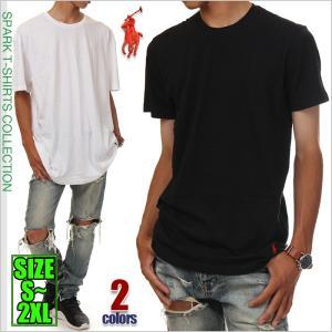 ラルフローレン Tシャツ メンズ レディース 半袖 無地 ビッグTシャツ 大きいサイズ POLO R...