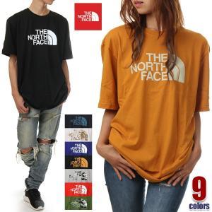 ノースフェイス Tシャツ 半袖 メンズ レディース 大きいサイズ THE NORTH FACE ハーフドーム ロゴ Tシャツ アウトドア ウェア USA ブランド S M L XL 2XL