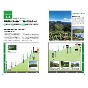 公式ガイドブック&マップ 石鎚山系ロングトレイル|spcbooks|04