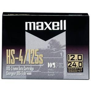 Maxell DDS3 12GB 24GB 4 mm デジタルデータカートリッジ spec-ssstore
