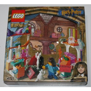 Lego Harry Potter and the Sorcerer's Stone #4723 Diagon Alley Shops|spec-ssstore