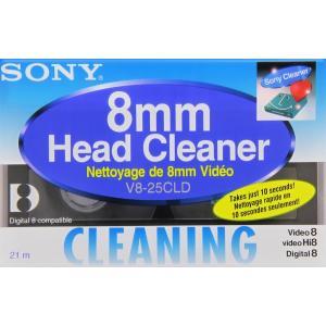 ソニー Hi8 デジタル8 8ミリビデオ用 へッドクリーニングカセ SONY spec-ssstore