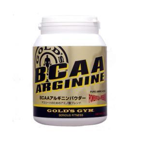 ゴールドジム BCAAアルギニンパウダー250g|spec-ssstore
