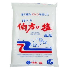 伯方の塩 1kg spec-ssstore
