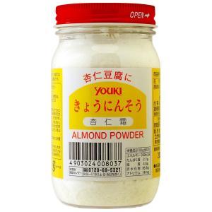ユウキ食品 杏仁霜(アーモンドパウダー) 150g spec-ssstore
