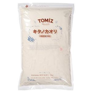 キタノカオリ  3kg TOMIZ(富澤商店) 小麦粉 強力小麦粉 国産 強力粉 spec-ssstore