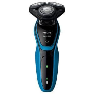 フィリップス 5000シリーズ メンズ 電気シェーバー 27枚刃 回転式 お風呂剃り & 丸洗い可 S505005 spec-ssstore