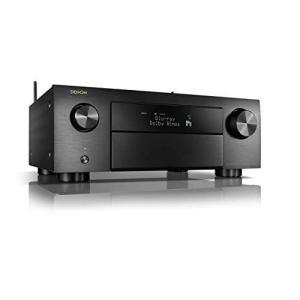デノン Denon AVR-X4700H 8K Ultra HD I MAX Enhanced 、 Auro 3D 対応9 .2ch プレミアム AV サラウンドレシーバーブラック AVR-X4700HK spec-ssstore