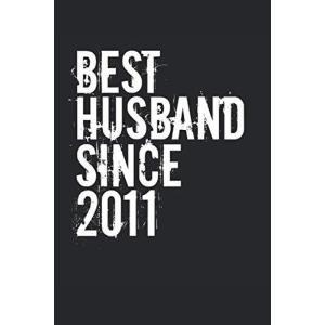 Terminplaner 2021: Terminkalender fuer 2021 mit Best Husband since 2011 Cover   Wochenplaner   elegantes Softcover   A5   To Do Liste   Platz fuer Not spec-ssstore