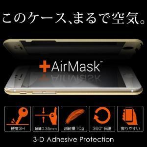 Switcheasy社正規品 クールに軽く、しっかり守る。 AirMask for iPhone6Plus メール便対象商品|specdirect