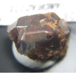 ANDRADITE(灰鉄ざくろ石)奈良県川迫鉱山028|specimen-lapiz