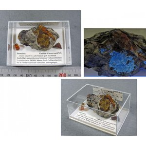 オーストリア琥珀原石blapiz-0881|specimen-lapiz