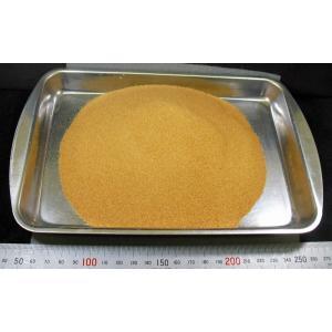サハラ砂漠の砂500g 0.2-0.3mm 程度のさらさらとした均等な大きさの砂です。石英の粒ですが...