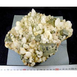 PYRITE(黄鉄鉱)青森県尾太鉱山blapiz-1155 specimen-lapiz