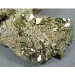 PYRITE(黄鉄鉱)青森県尾太鉱山blapiz-1203 specimen-lapiz