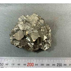 PYRITE(黄鉄鉱)秋田県小坂鉱山1336 specimen-lapiz