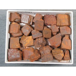 Limonite(褐鉄鉱)Brazil6361 specimen-lapiz