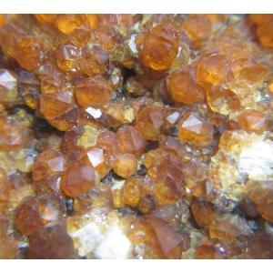 SPESSARTINE(満ばんざくろ石)中国123|specimen-lapiz