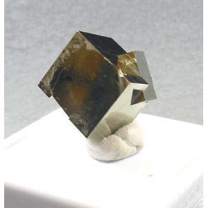 パイライト(黄鉄鉱)スペイン産3509 specimen-lapiz