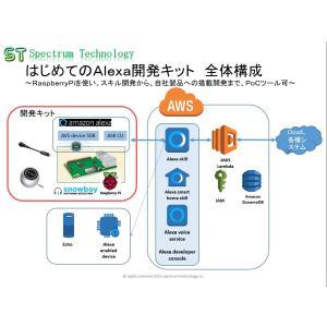 はじめてのAlexa開発キットの販売 spectrum-tech-y