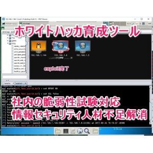 ホワイトハッカ育成ツール2:Kali2_linux|spectrum-tech-y