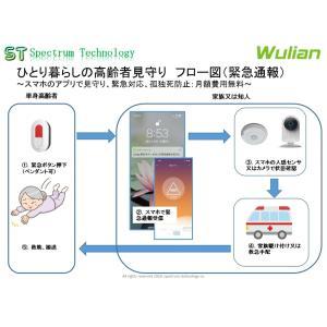 ひとり暮らしの高齢者見守り製品(3点)|spectrum-tech-y