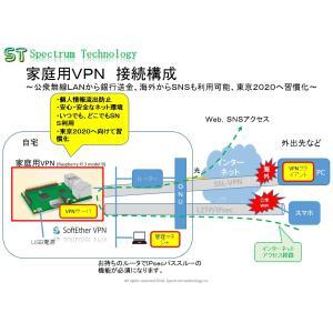 家庭用VPN装置|spectrum-tech-y