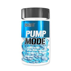 PumpMode パンプモード Evlution Nutrition(エボリューションニュートリション)40回分 80粒 speedbody
