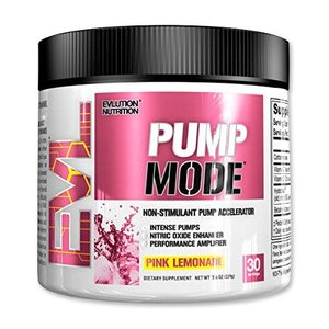 PumpMode パンプモード ピンクレモネード味 Evlution Nutrition(エボリューションニュートリション)30回分 159g speedbody