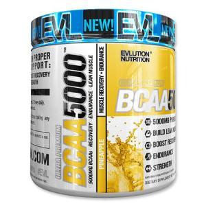 BCAA 5000 パイナップル 222g 7.8oz 《約30回分》EvLution Nutrition エボリューションニュートリション speedbody