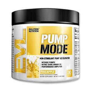 PumpMode パンプモード パイナップル味 Evlution Nutrition(エボリューションニュートリション)30回分 165g speedbody