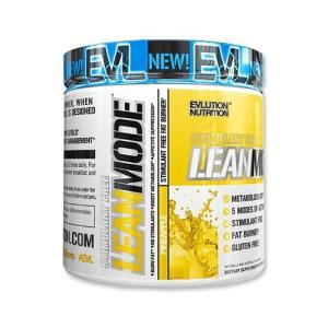 LeanMode リーンモード パイナップル味 Evlution Nutrition(エボリューションニュートリション)30回分 153g speedbody