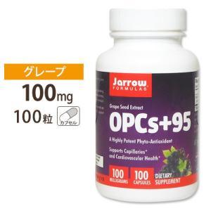 OPCs+95ブドウ種子エキス 95%ポリフェノール 100mg 100粒 speedbody