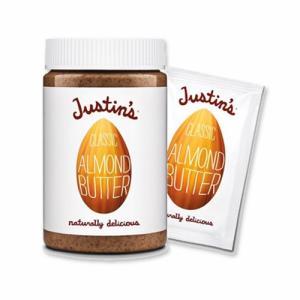 Justin's Nut Butter クラシック・アーモンドバター 32g(1.15oz)|speedbody