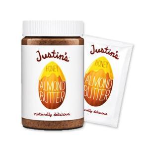 Justin's Nut Butter ハニーアーモンドバター 32g(1.15oz)|speedbody