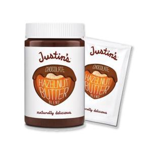 Justin's Nut Butter チョコレート ヘーゼルナッツ バター ブレンド 32g(1.15oz)|speedbody
