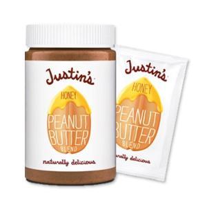 Justin's Nut Butter ハニーピーナッツバター 32g(1.15oz)|speedbody
