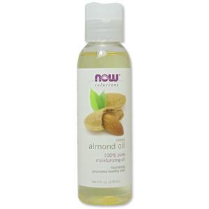 100%ピュア スイートアーモンドオイル 118mL now NOW Foods ナウフーズ|speedbody