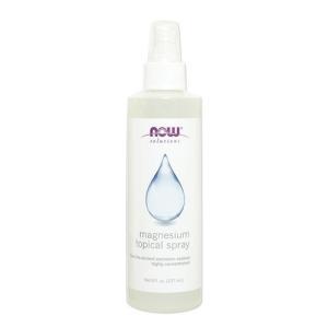 マグネシウムトピカルスプレー 237mL NOW Foods ナウフーズ|speedbody