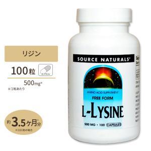 L-リジン 500mg 100粒(カプセル)サプリメント/ア...