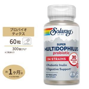 スーパーマルチドフィルス24 プロバイオティクス24株300億配合/乳製品フリー 60粒|speedbody