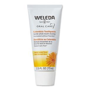 キンセンカ歯磨き粉 75mL WELEDA ヴェレダ